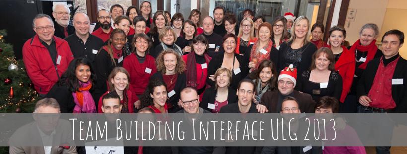 Team Building Interface ULG 2013