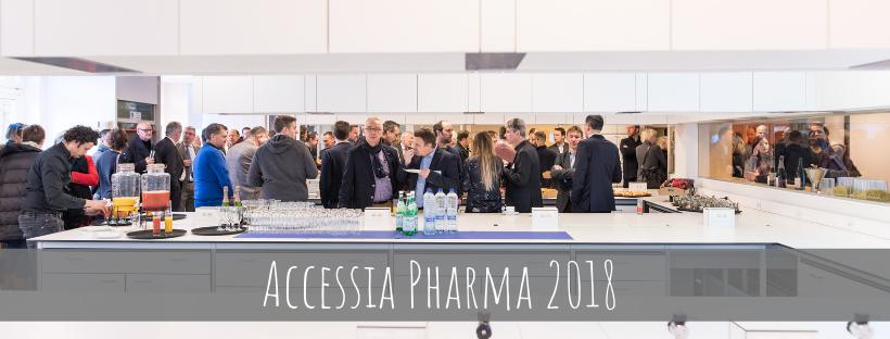 Accessia Pharma 2018