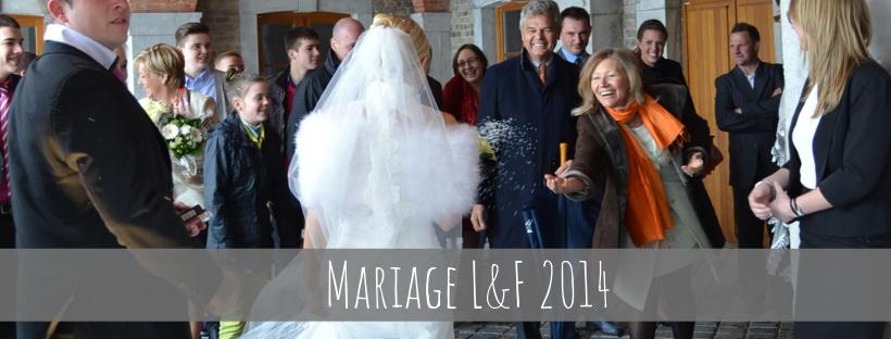 Mariage L & F 2014